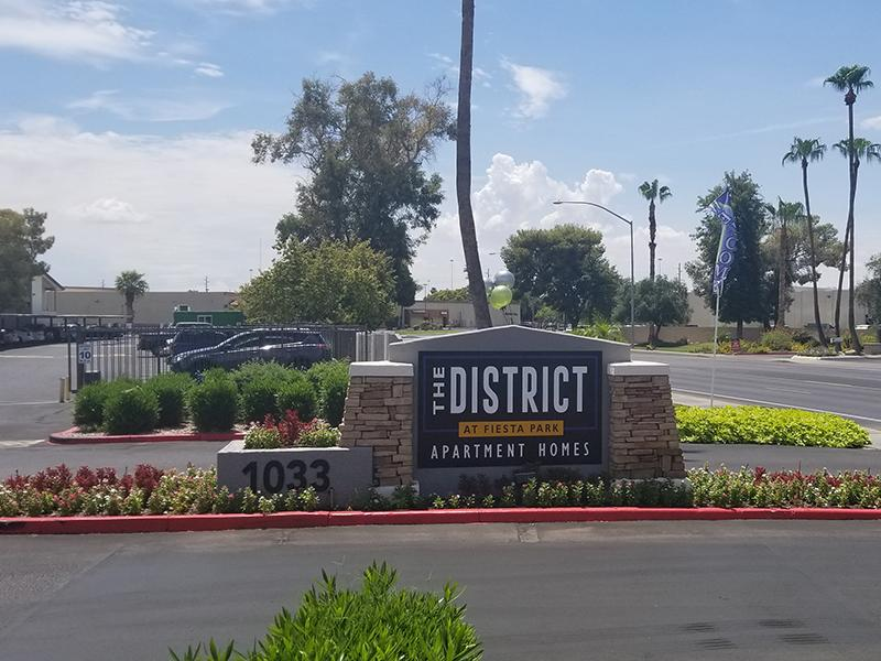 The District at Fiesta Park