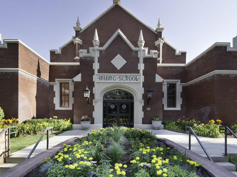 Irving Schoolhouse